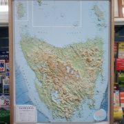 3D Tasmania in Frame
