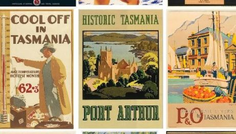 Vintage Travel Prints
