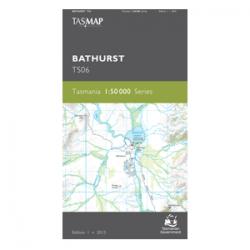 Bathurst 1:50000 Cover