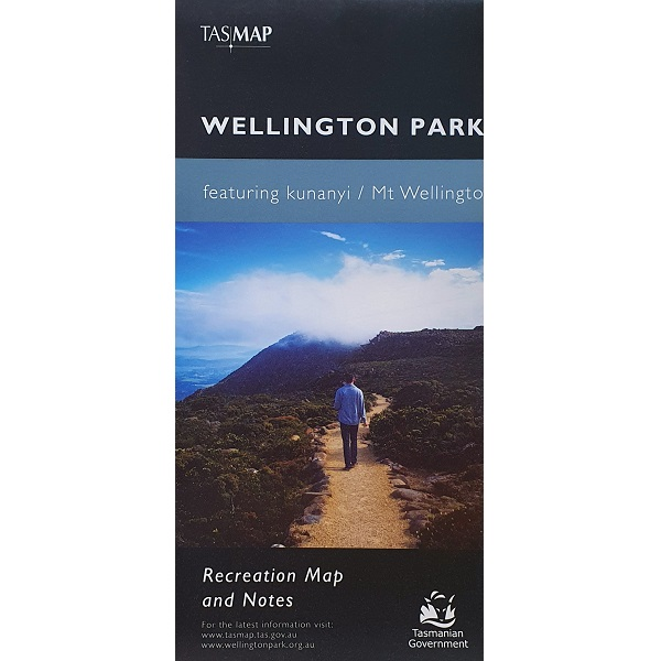 Wellington Park Recreation Map