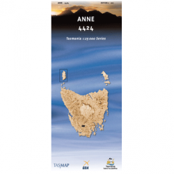 Anne Topographic Map
