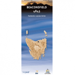 Beaconsfield Topographic Map