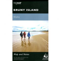 Bruny Island Walks Map
