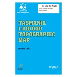 King Island 1:100,000