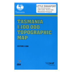 Little Swanport 1:100,000