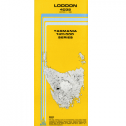 Loddon 1:25,000 Topographic Map