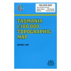 Nelson Bay 1:100,000
