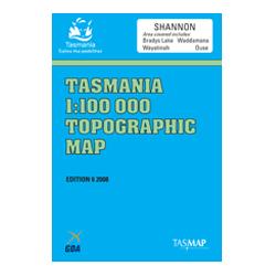 Shannon 1:100,000
