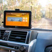 HX-1 In car