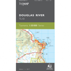 Douglas River Topographic Map