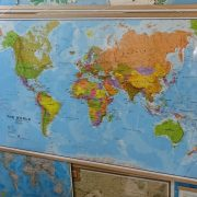 Maps International Huge World