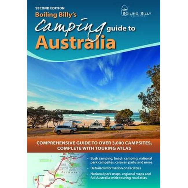 Camping guide australia boiling billy the tasmanian for American regional cuisine 2nd edition