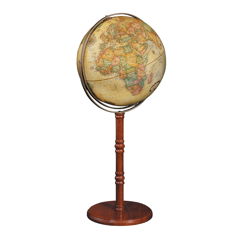 world globe on stand. Commander Globe World On Stand T