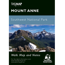 Mount Anne Walk Map
