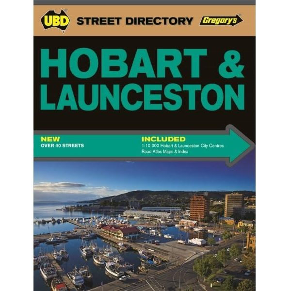 Hobart & Launceston Street Directory