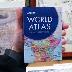 Collins World Pocket Atlas
