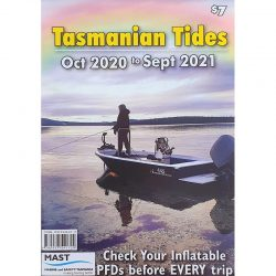 Tasmanian Tides Oct 2020 - Sept 2021