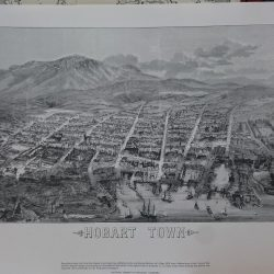 Hobart Balloon's Eye Print