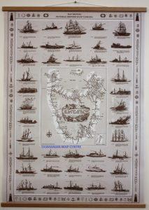 Tasmanian-Shipwreck-Map