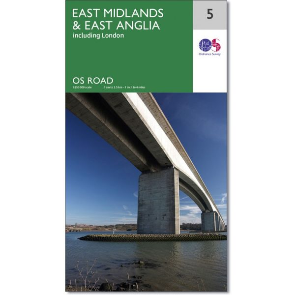 East Midlands and East Anglia Cover