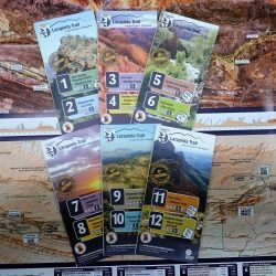 Larapinta Trail Map Pack