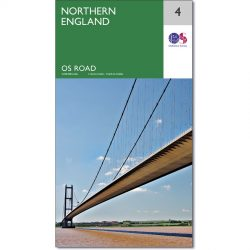 Northern England Map Cover