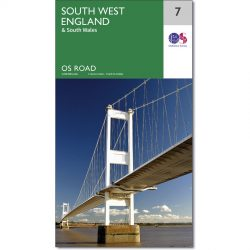 South West England and South Wales Cover
