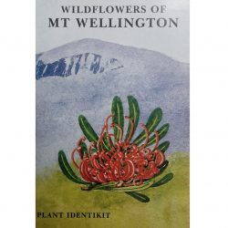 Wildflowers of Mount Wellington Identikit