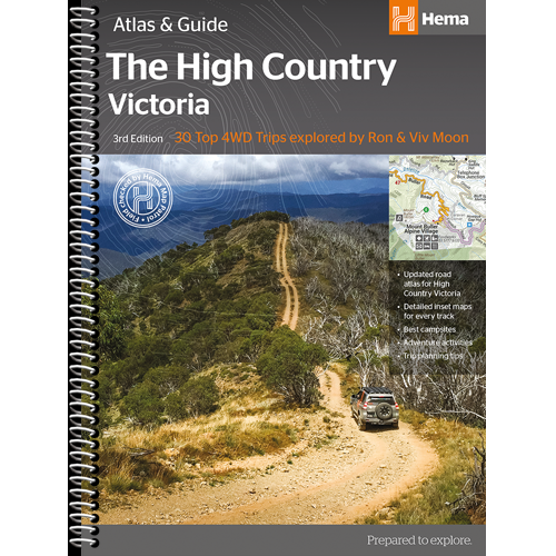 High Country Victoria Atlas & Guide
