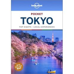 Pocket Tokyo Lonely Planet 9781786578495