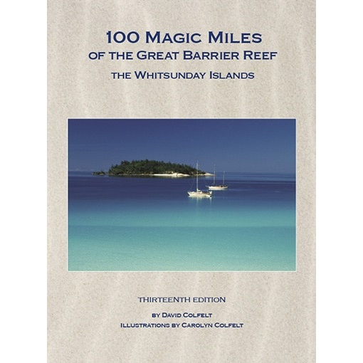 100 Magic Miles 13th Edition Cover