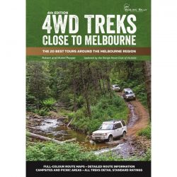 4WD Treks Close to Melbourne 9781925868142