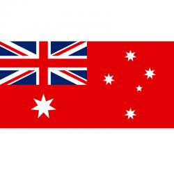 Australia Red Ensign