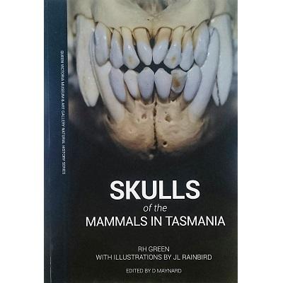 Skulls of the Mammals in Tasmania