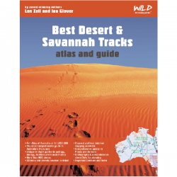 Best Desert & Savannah Tracks Atlas & Guide