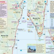 Shikoku Japan 88 Route Guide Map 1