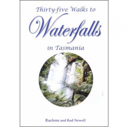 Thirty-Five Walks to Waterfalls in Tasmania