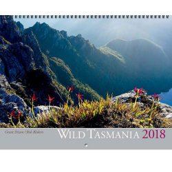 Wild Tasmania Calendar 2018