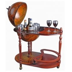 Drinks Globe Trolley & Table