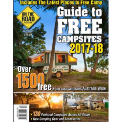 Guide to Free Campsites 2017 - 2018