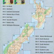 Kiwimaps Rural Road Index