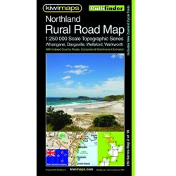 Northland Rural Road Map