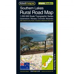 Southern Lakes Rural Road Map