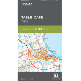 Table Cape Topographic Map