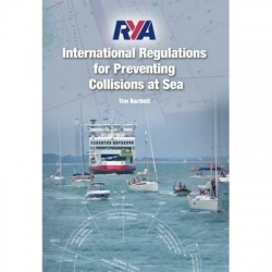 RYA International Regulations for Preventing Collisions at Sea cover