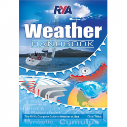 RYA Weather Handbook Cover