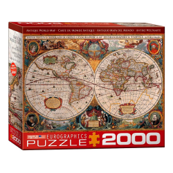 Antique World Puzzle 2000pc