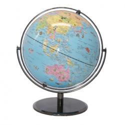 Globe with Landmarks