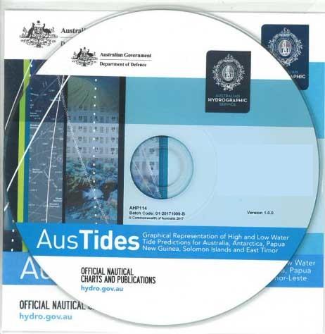 AusTides CD