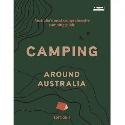 Camping Around Australia Cover